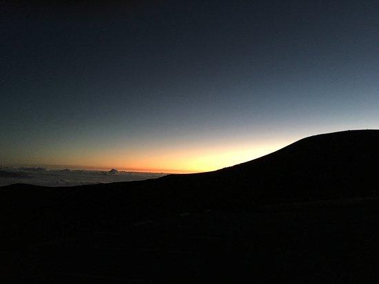 莫納克亞山峰照片