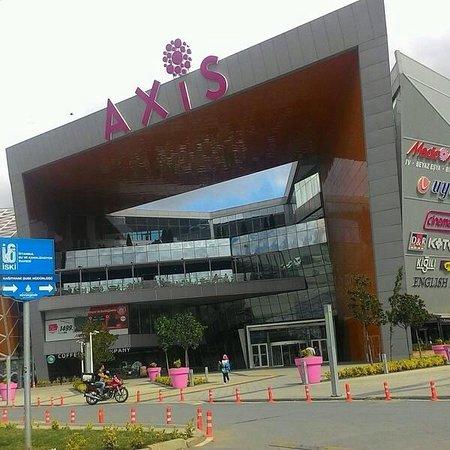 Axis AVM