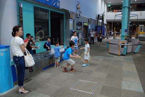 Chiba, Japonya: Bubble fun