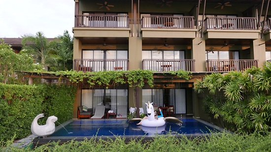 Sikao, Thailand: Pool Suite