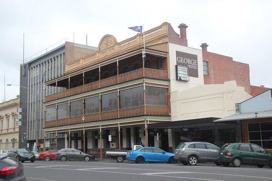 The George Hotel Aufnahme
