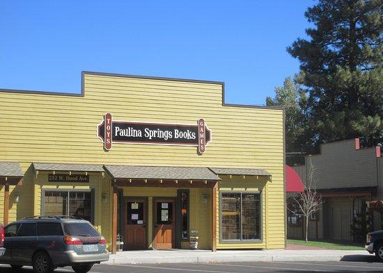 Paulina Spring Books, Sisters, Oregon