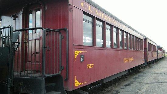 Cumbres & Toltec Scenic Railroad: 20160826_091124_large.jpg