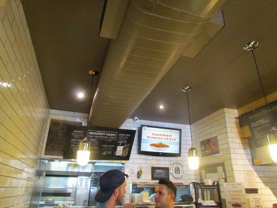 Astoria, NY: Ordering area