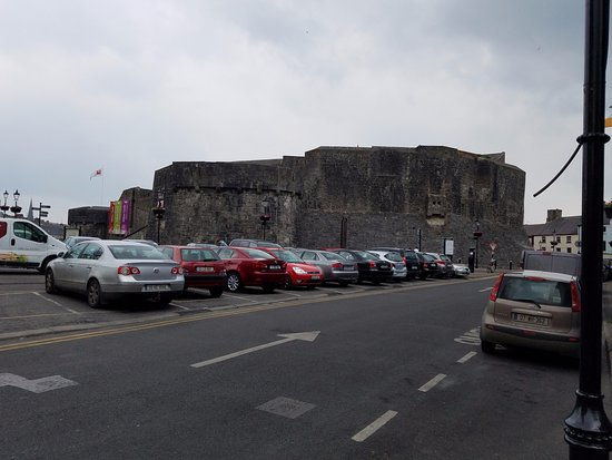 Castle in Athlone