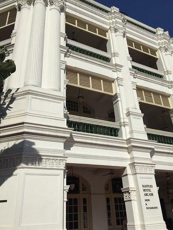 Raffles Hotel Singapore: ラッフルズ ホテル シンガポール