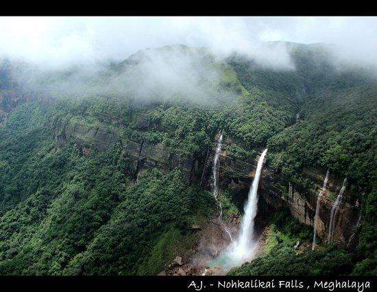 Nohkalikai Falls: noni falls_large.jpg