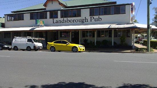 Landsborough照片