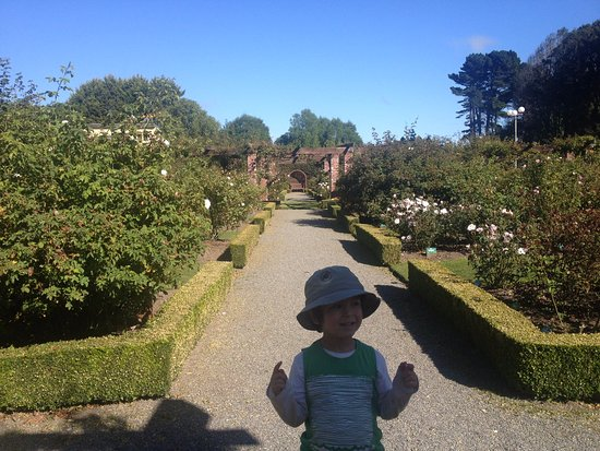 Invercargill, Νέα Ζηλανδία: Formal gardens