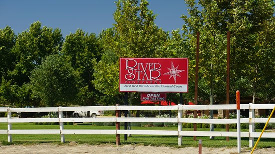 San Miguel, CA: River Star Winery