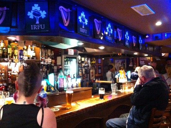 The Mighty Session Trad Bar
