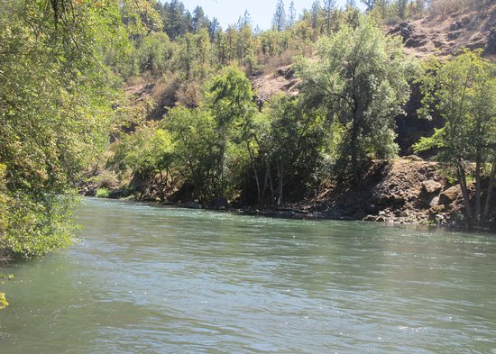Rogue River, Visitor Center, McGregor Park, Trail, Oregon