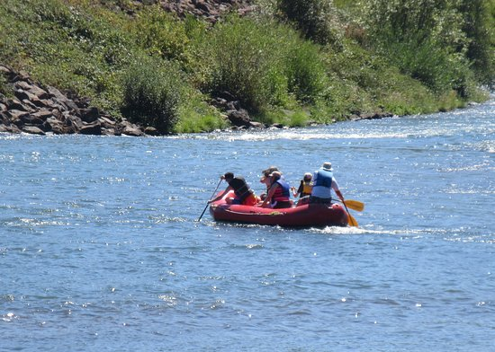Royal Rafting, Trail, Oregon