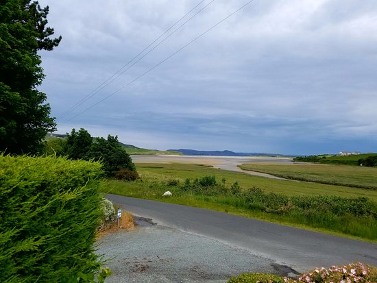 Dunfanaghy, أيرلندا: View from front yard