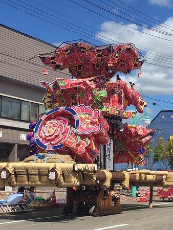沼田町, 北海道, 何台もおいてある