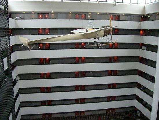 Sofitel Budapest Chain Bridge: A l interieur de l hotel.