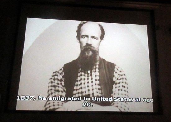 Σάλεμ, Όρεγκον:  Thomas Lister Kay, 1837-1900, the founder of the Mill (Covered in Movie at Center), Salem, Oreg