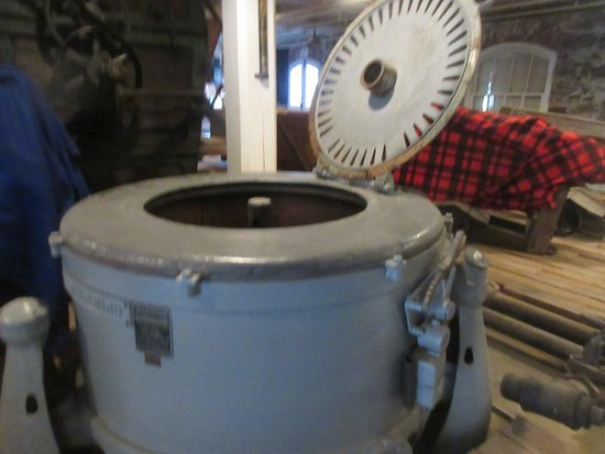 Industrial Washer, Thomas Kay Woolen Mill, Willamette Heritage Center, Salem, Oregon