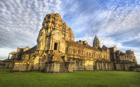 Cambodia Tourists