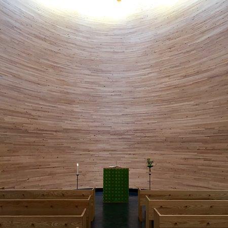 Kamppi Chapel of Silence : photo1.jpg