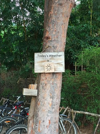 An Lam Ninh Van Bay Villas: Everything is eco-friendly