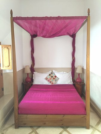Riad Miski: Our lovely room!