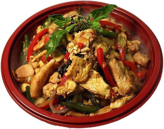 Marshall, Μινεσότα: Ka Pow Chicken