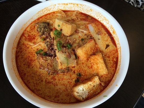 Doncaster East, Australië: Curry Laksa