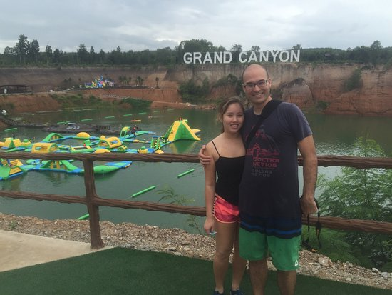 grand canyon chiang mai how to get there