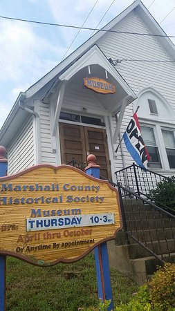 Marshall County Historical Society Museum