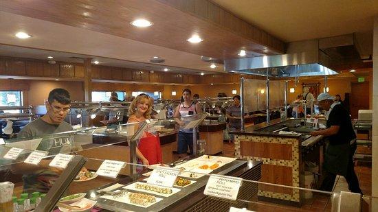 Corvallis, OR: Great Buffet
