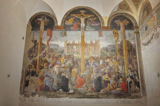 La Cène (Léonard de Vinci) : もうひとつの壁画