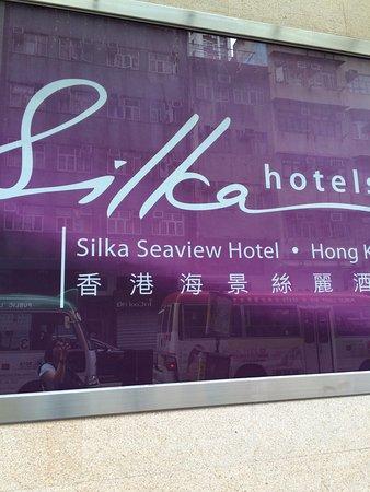 Silka Seaview Hotel: hotel silka