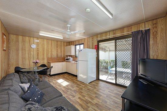 Alva Beach, Australien: living cabin 15