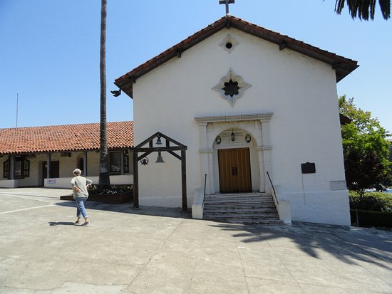 San Rafael, Kalifornia: Front of Mission