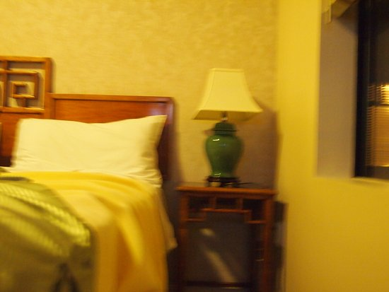 SW Hotel: bed
