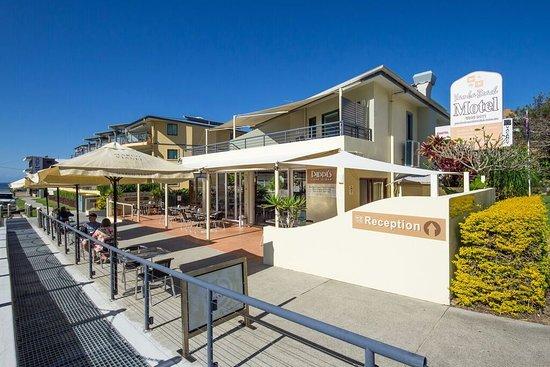 Yamba, Australie : Pippi's licenced Bar & Cafe
