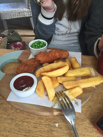 Llandovery, UK: Delicious chicken !!!