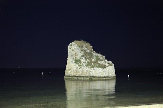 Torre Pali, Italia: notturno