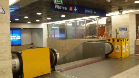Terrazza Roma Termini Picture Of Stazione Termini Rome