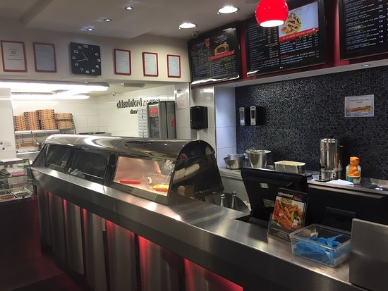 Stourbridge, UK: Oldswinford Fish and Chips