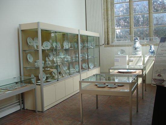 Saint-Amand-les-Eaux, Francia: Le musée