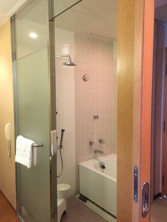 Hotel Granvia Kyoto: Great shower