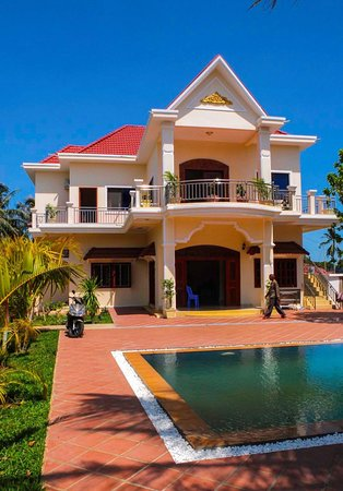 Kep Province, กัมพูชา: Villa Hotel