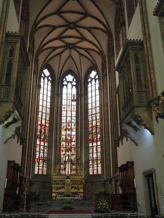 Brno, Czech Republic: inside