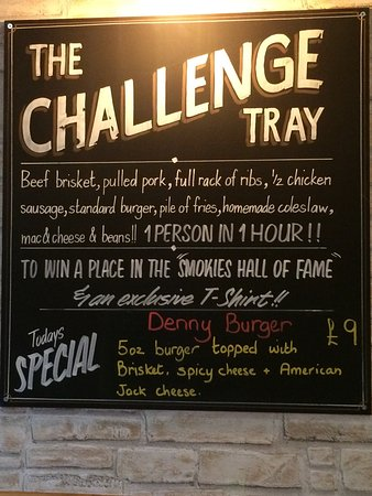 Darwen, UK: Are you up to the challenge?!