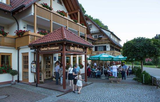 Oberwolfach, เยอรมนี: Hotel-Landgasthof zum Walkenstein