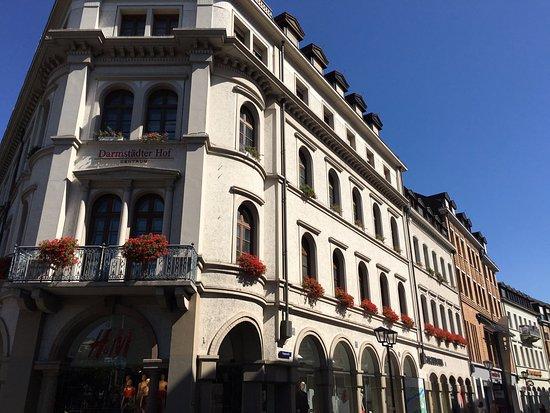 Darmstädter Hof Centrum