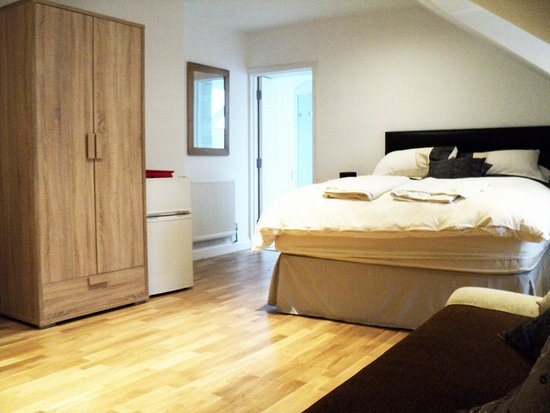 Silverstone, UK: One of our en-suite family rooms