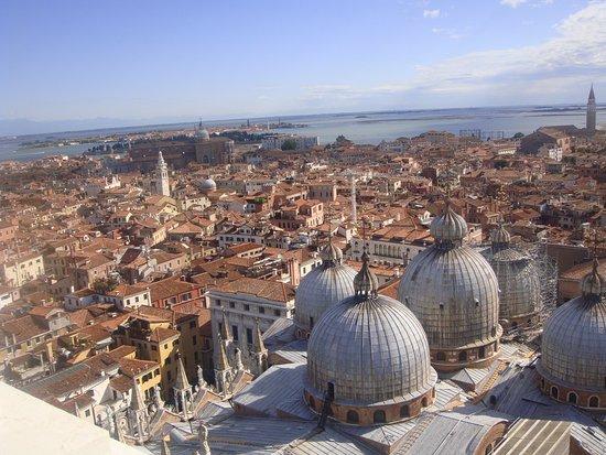 Campanile di San Marco: VENECIA DESDE EL CAMPANILE